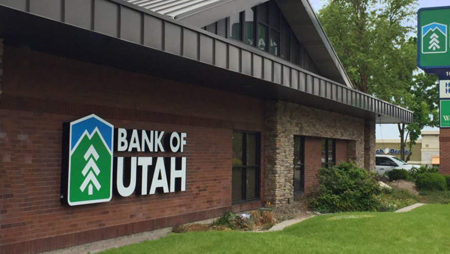 Bank of Utah Bountiful Branch